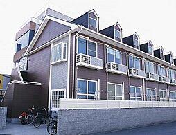 大阪府大阪市東淀川区豊里5丁目の賃貸アパートの外観