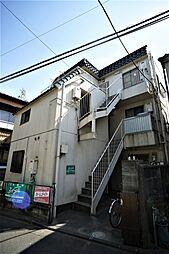 コーポ朝志ヶ丘[3階]の外観