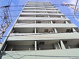 福岡県福岡市博多区千代3の賃貸マンションの外観