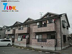 ハイツエミカI[1階]の外観