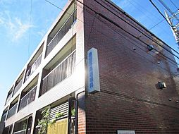 島田マンション[203号室]の外観