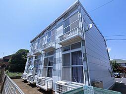 JR成田線 成田駅 バス15分 末広下車 徒歩5分の賃貸アパート