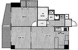 第7川崎ビル[4階]の間取り