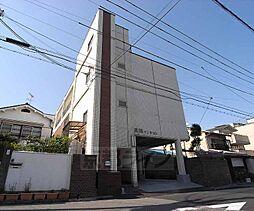 京都府京都市上京区高徳寺町の賃貸マンションの外観