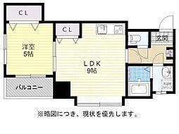 呉服町駅 6.5万円