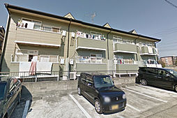 愛知県名古屋市緑区平手南2丁目の賃貸アパートの外観