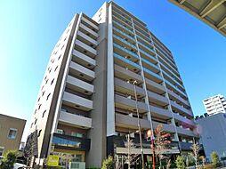 東京都足立区江北1丁目の賃貸マンションの外観