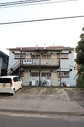 東京都江戸川区中葛西5丁目の賃貸アパートの外観