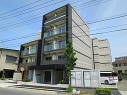 東京都足立区栗原2丁目の賃貸マンションの外観