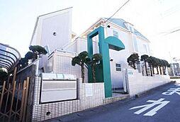 千葉県松戸市小金きよしケ丘3丁目の賃貸アパートの外観