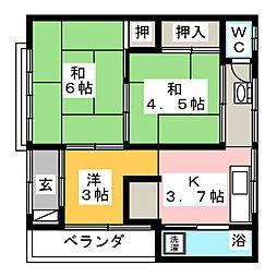 ときわ台駅 7.3万円