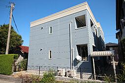 愛知県名古屋市中川区打出1丁目の賃貸アパートの外観