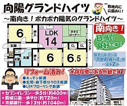 間取り(全居室6帖以上)