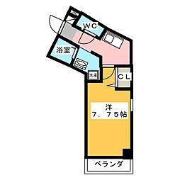 T's Dream[4階]の間取り