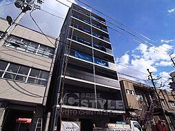 グランデ西五条[4階]の外観