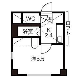白石駅 2.8万円