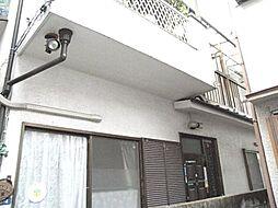 内田アパート[2階]の外観