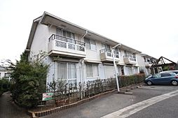 埼玉県新座市新堀1丁目の賃貸アパートの外観