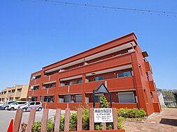 京都府木津川市梅美台4丁目の賃貸マンションの外観