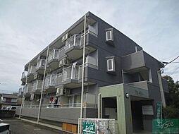徳島県徳島市北常三島町3丁目の賃貸マンションの外観