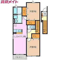 亀山駅 5.9万円