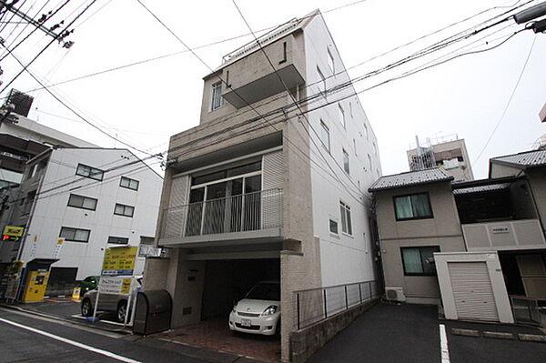 ポポラートヴィラ 3階の賃貸【広島県 / 広島市中区】