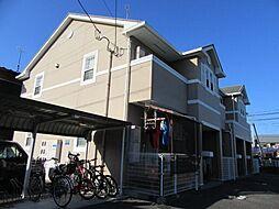 キャピタルハウス[103号室]の外観