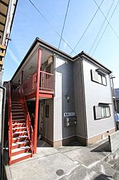 兵庫県神戸市長田区大谷町3丁目の賃貸アパートの外観