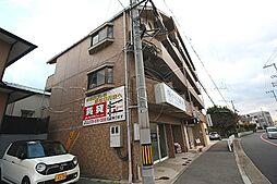 リバーサイド岡田[4階]の外観