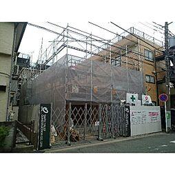 神奈川県川崎市川崎区京町1丁目の賃貸アパートの外観