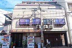 ハイツ辻岡[4階]の外観