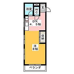 本山駅 4.4万円
