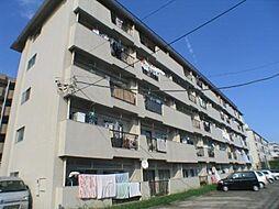 高野マンション[4階]の外観