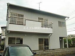[一戸建] 岡山県岡山市中区赤田 の賃貸【/】の外観