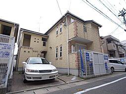 リブレア箱崎駅前 C棟[1階]の外観