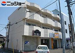 城前田ビル[3階]の外観