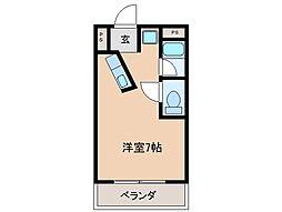 メゾン プレシャス[2階]の間取り