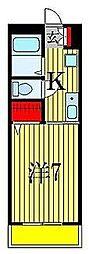 Maison SAKURA[1階]の間取り