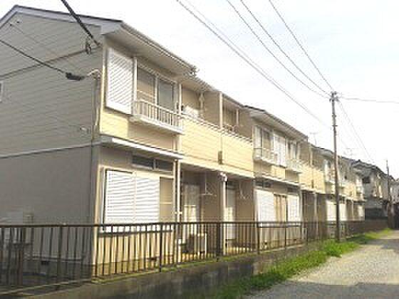 千葉県市川市大野町の賃貸アパート