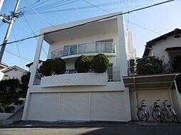 大阪府茨木市紫明園の賃貸マンションの外観