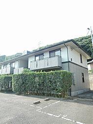福岡県北九州市小倉南区湯川3丁目の賃貸アパートの外観