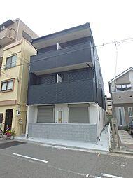 大阪府堺市堺区神南辺町1丁の賃貸マンションの外観