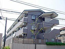 神奈川県川崎市宮前区鷺沼4丁目の賃貸マンションの外観