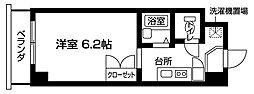 FCプレミール三田[1階]の間取り