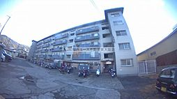 PALMIZIO瓢箪山[1階]の外観