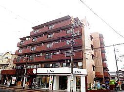 大阪府大阪市住吉区南住吉4丁目の賃貸マンションの外観