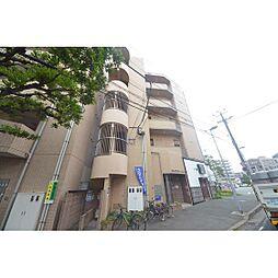 福岡県福岡市東区箱崎3丁目の賃貸マンションの外観