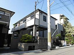 プチシャトー北昭和[2階]の外観