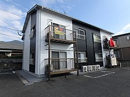 湯川コーポ[201号室]の外観