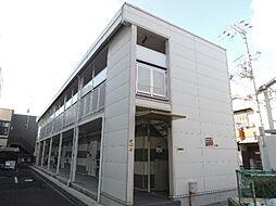 大阪府大阪市生野区小路3丁目の賃貸アパートの外観